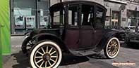 Электромобиль Waverly технология будущего из прошлой эпохи