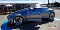 Машины будущего в настоящем - Mersedes F015