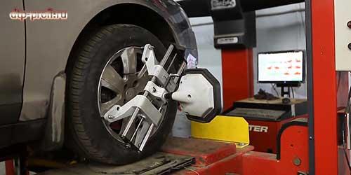 Все о развал-схождении колес автомобиля